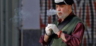 Post de Sanidad aconseja no fumar inmediatamente después de usar gel hidroalcohólico