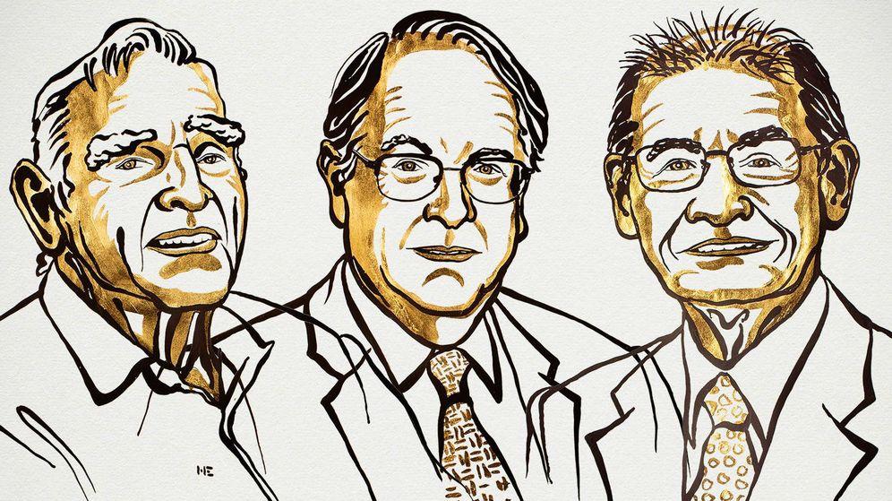 Foto: Los ganadores del Nobel de Química (Nobel Prize)