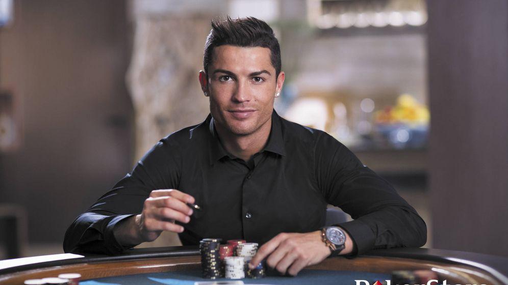 Foto: Cristiano Ronaldo protagoniza un anuncio de juego 'online'.