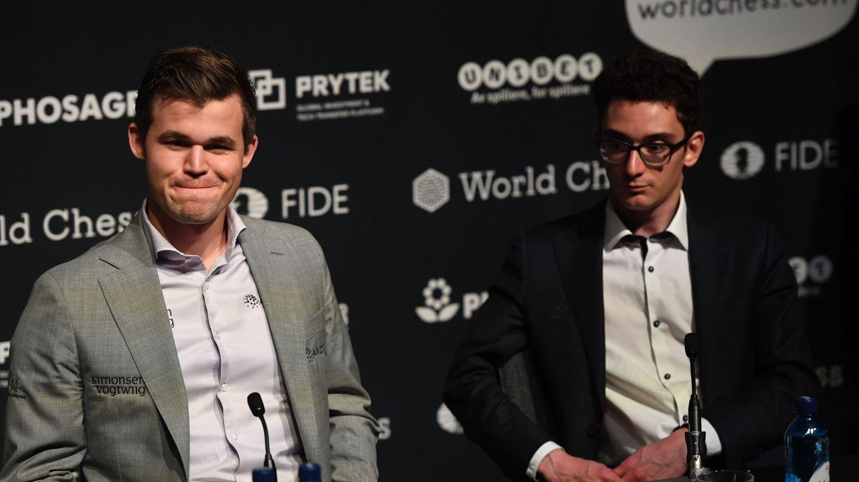 Mundial de ajedrez: El perdón de Magnus Carlsen a Caruana para destrozarle después