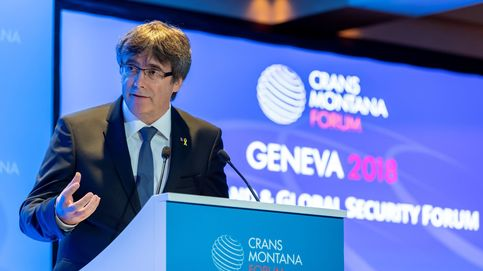 Los papeles de la Crida: Puigdemont llama a agitar la calle y desobedecer a España