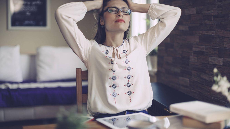 Los cuatro sencillos pasos que debes seguir para calmar la ansiedad