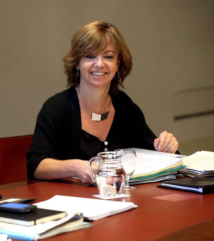 Foto: La consellera de Gobernación, Meritxell Borras. (EFE)