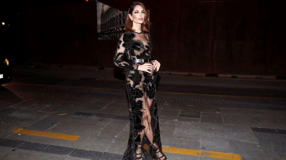 Foto: La modelo Eugenia Silva, elegante, bella. (EFE)