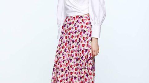 ¿Mujer con curvas? Esta es tu falda de Zara para esta primavera