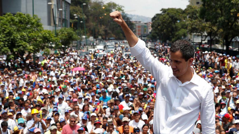 Guaidó huye hacia delante: huelga general y protesta permanente en Venezuela
