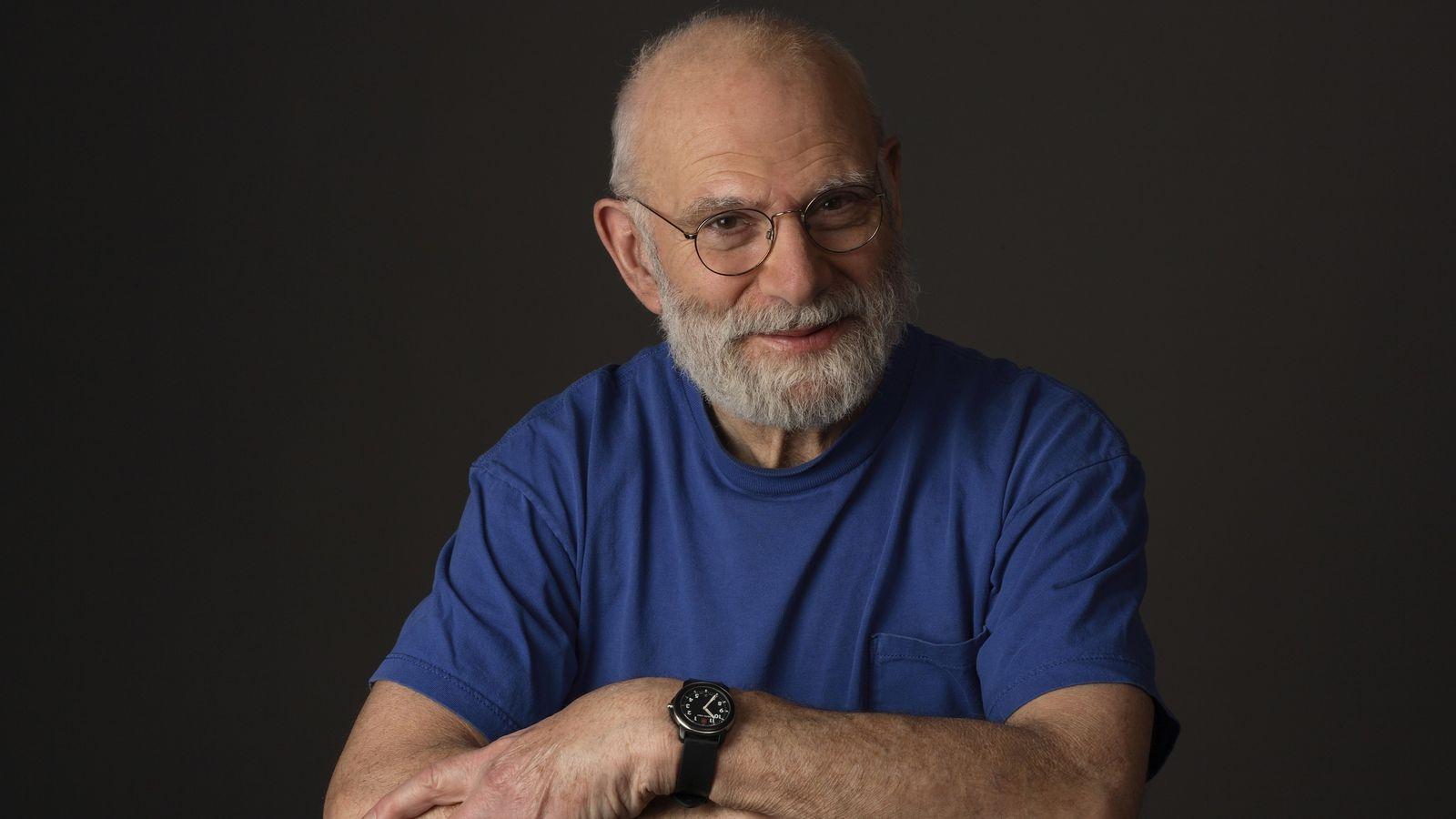 Foto: Oliver Sacks sufrió un melanoma ocular hace nueve años que ahora se ha vuelto a reproducir.