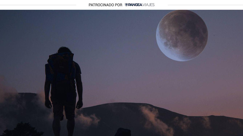 Ruta de senderismo nocturna en la sierra de Guadarrama de Madrid