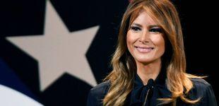 Post de Melania Trump: evolución capilar de una primera dama adicta al poder (de la laca)