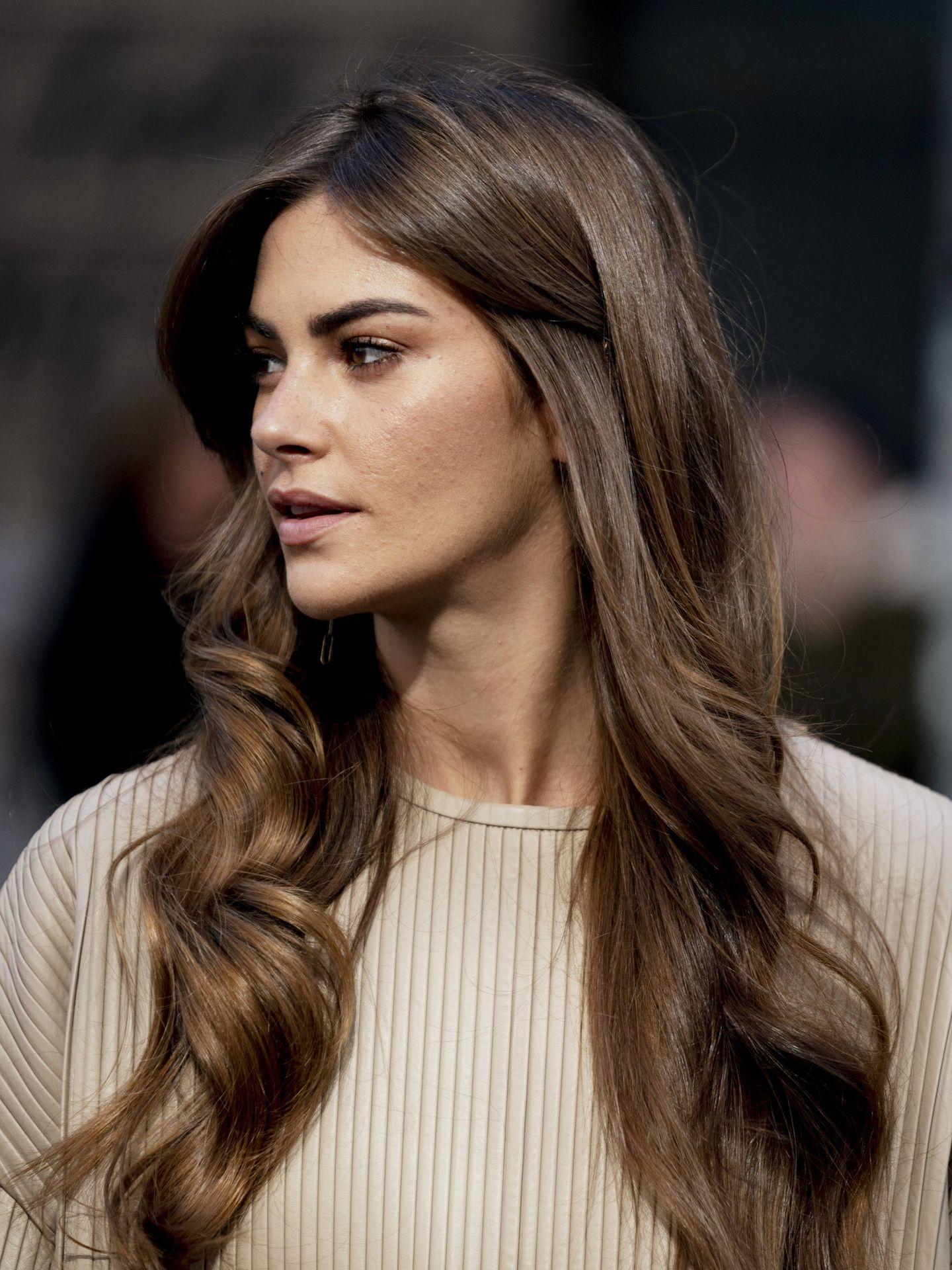 El glass hair es un tratamiento hidratante que mejora el acabado del cabello. (Imaxtree)