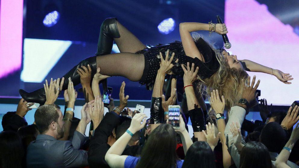 De Paulina Rubio a Juanes, todos los artistas de los Premios Billboard Latinos