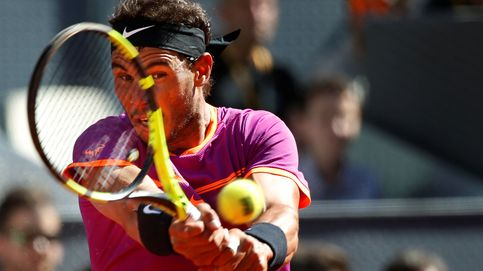 Siga en directo la final del Madrid Open entre Rafa Nadal y Dominic Thiem