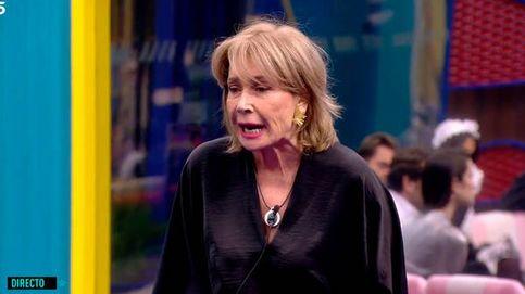 El burdo intento de Mila Ximénez de expulsar a Hugo hablando de agresión