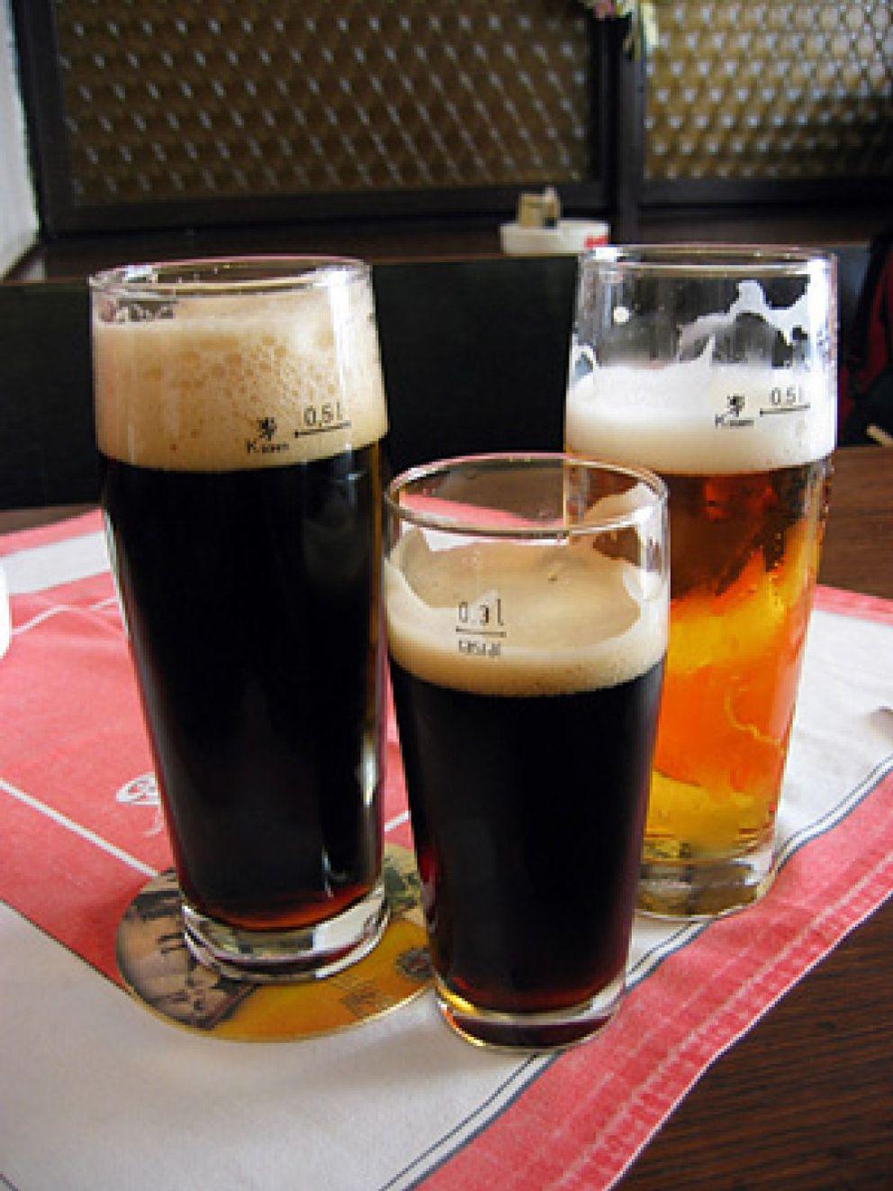 Foto: Dos cervezas al día previenen riesgos cardiovasculares