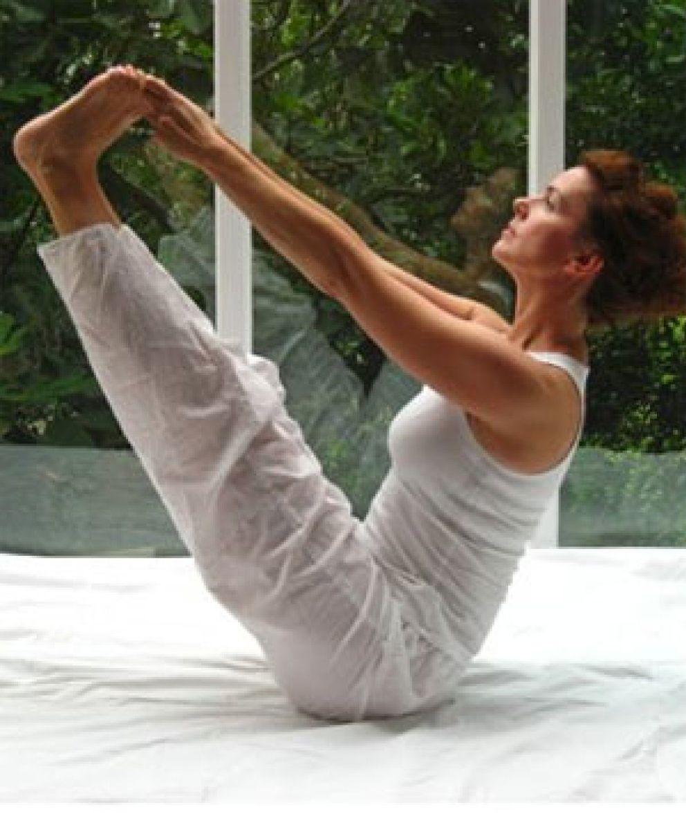 Foto: El yoga alivia los síntomas físicos y mentales de la menopausia