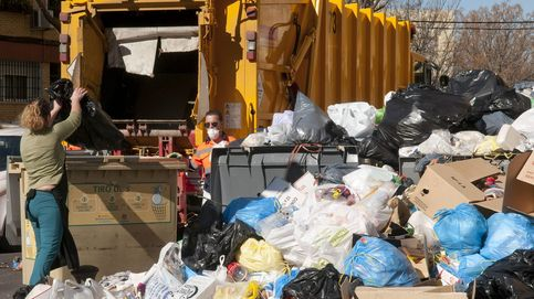 Solo una gran ciudad española (Sevilla) tiene público el 100% de su servicio de limpieza