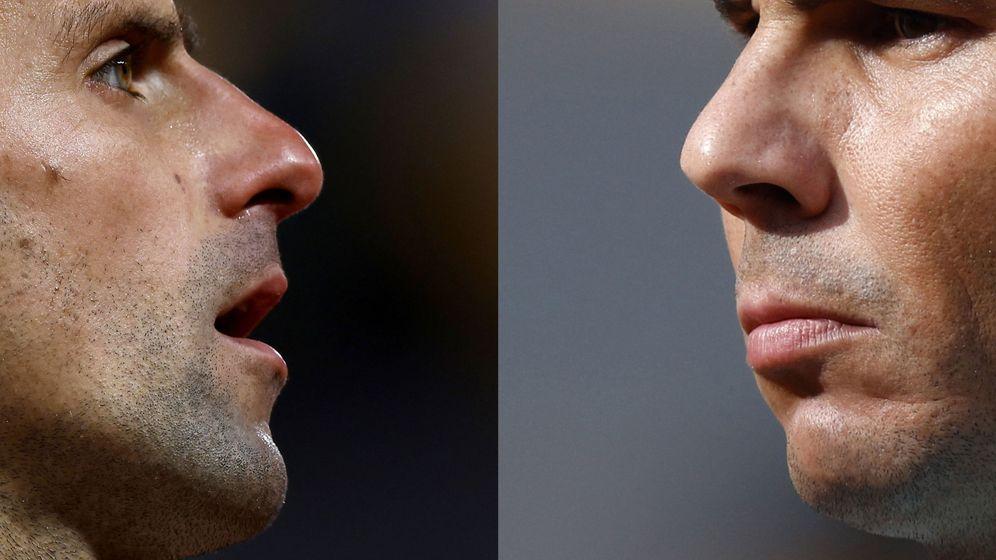 Foto: Final Roland Garros (EFE)