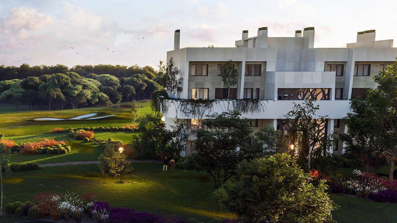 'Villas en el cielo', la nueva propuesta de LaFinca con piscina en planta y ascensor privado