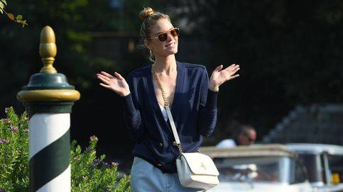 La modelos hablan en Venezia: ciao, pitillos. (Y querrás sus looks)