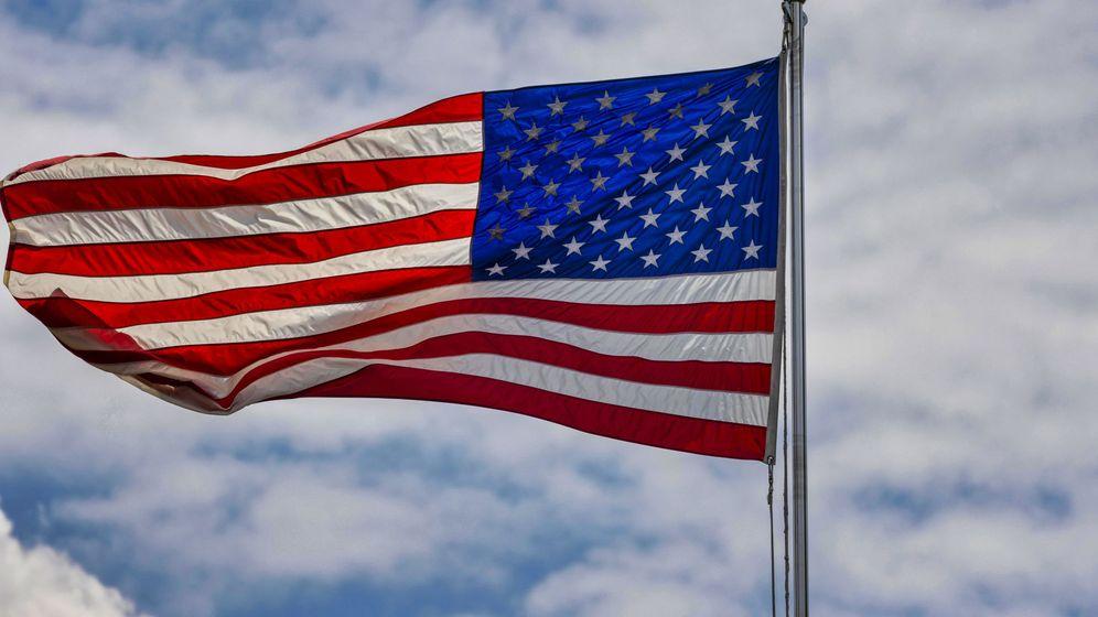 Foto: Bandera de EEUU (Reuters)