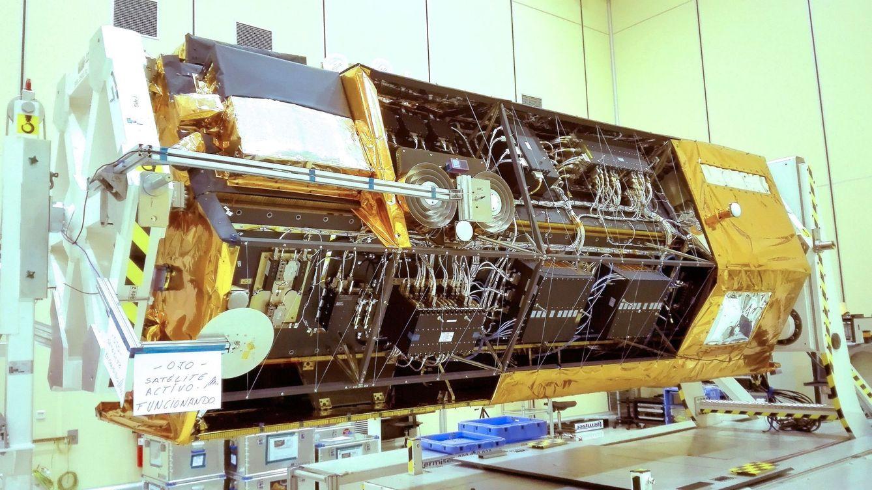 El lanzamiento de Paz, el primer satélite espía español, se retrasa al 21 de febrero