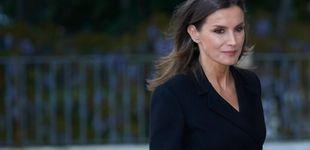 Post de Las idas y venidas de la reina Letizia a la hora de santiguarse