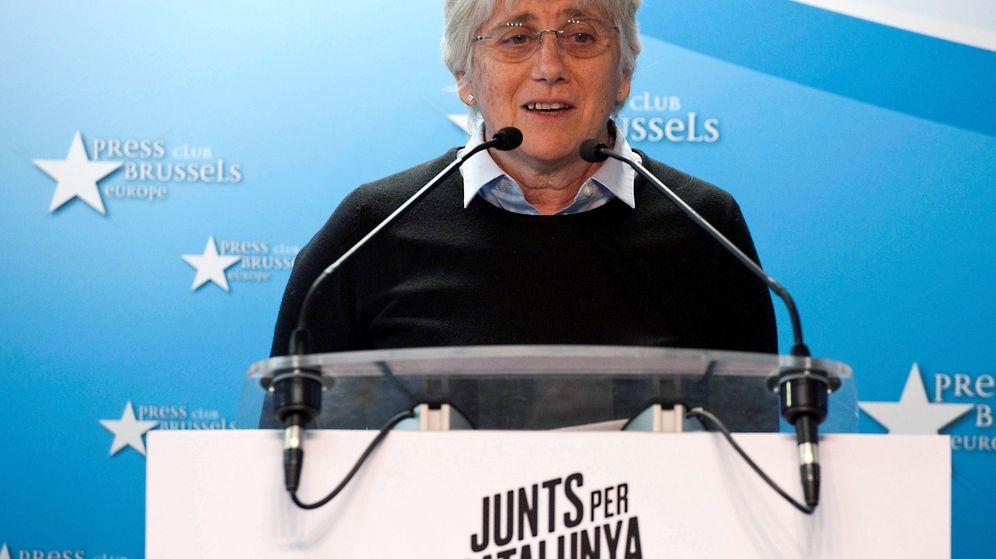 Foto: La exconsejera de Educación catalana Clara Ponsatí. (EFE)