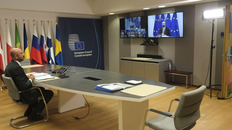 ¿Regresa la diplomacia de Zoom? Se complican las cumbres en persona de la UE
