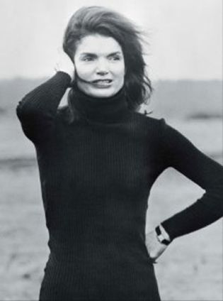 Foto: Sale a la luz la verdadera Jacqueline Kennedy