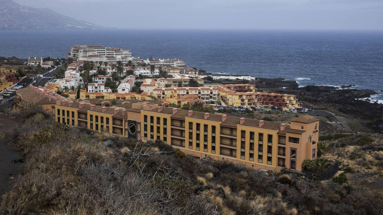 Complejo hotelero en Los Cancajos. (Alejandro Martínez Vélez)