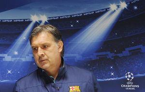 El 'Tata' advierte que Milan y Madrid no son partidos determinantes