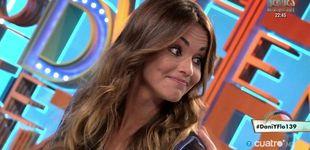 Post de Lara Álvarez enmudece en 'Dani & Flo' cuando se habla de su ex,  Alonso