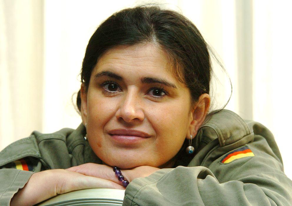 Foto: La escritora Lucía Etxeberria en una imagen de archivo (Gtres)