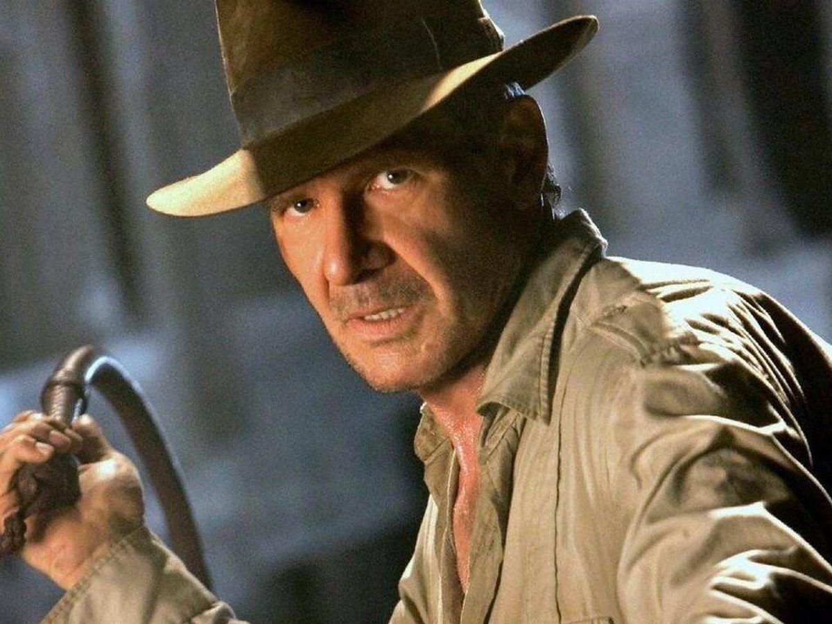 Foto:  Harrison Ford, a punto de rodar la quinta entrega de 'Indiana Jones'. (Lucasfilms)