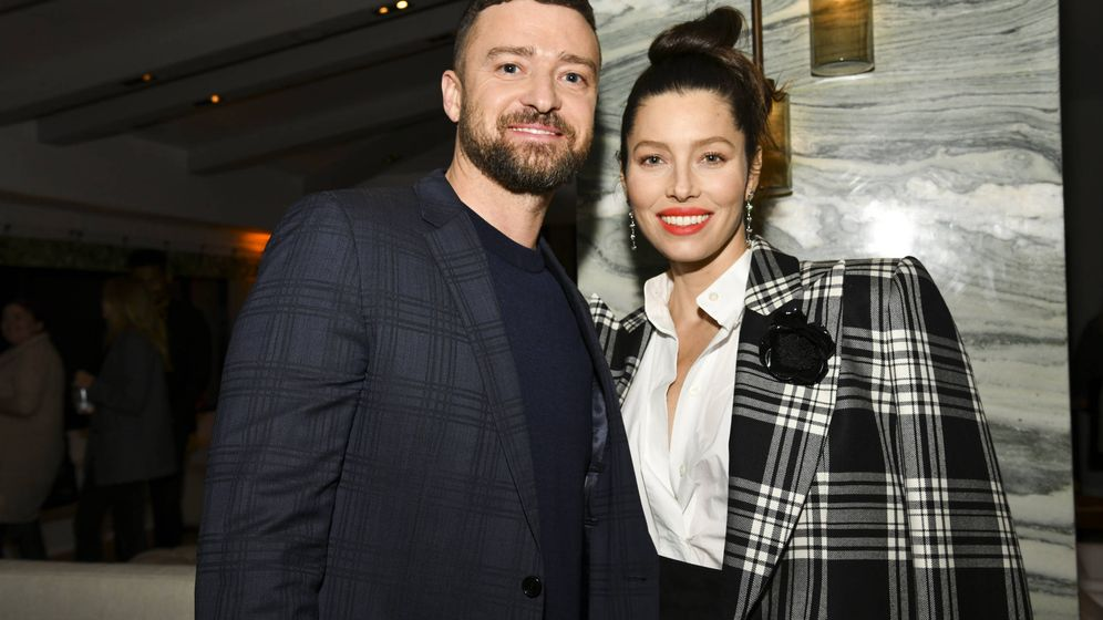 Foto:  Justin Timberlake y Jessica Biel, en una de sus últimas apariciones públicas. (Getty)