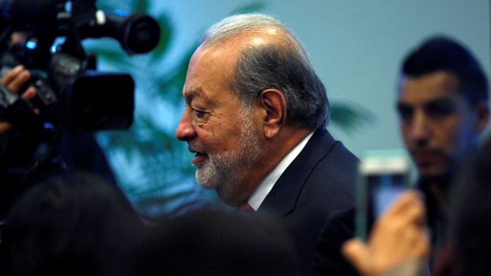 Foto: El propietario de Realia, Carlos Slim. (Reuters)