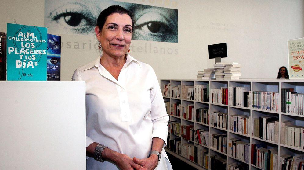 Foto: La periodista mexicana Alma Guillermoprieto, premio Princesa de Asturias de Comunicación. (EFE)