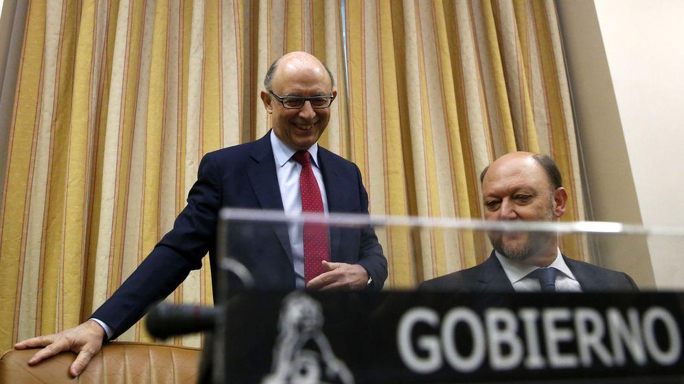 Foto:  El ministro de Hacienda y Administraciones Públicas en funciones, Cristóbal Montoro. (EFE)