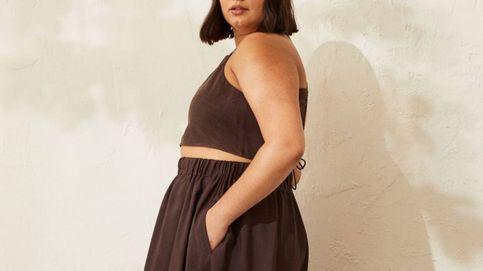 Sostenible, cómoda, asequible y para todas las tallas, así es esta falda de H&M