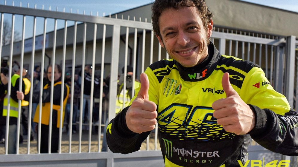 Foto: Valentino Rossi en Monza (VR46).