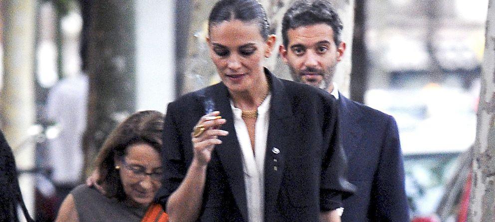 Foto: La modelo Laura Ponte y el músico Beltrán Cavero, en una imagen de archivo en Madrid (Gtres)