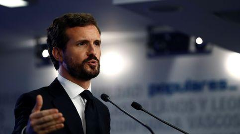 Casado ratifica su giro ante los barones: España pasa por el centro y ahí está el PP