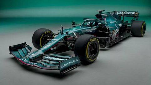 Aunque la mona... Aston Martin, el 'otro' Mercedes para redimir a Sebastian Vettel