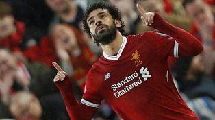Las manos españolas que cuidan a Salah, el galáctico al que colocarán en el Madrid