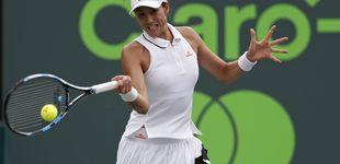 Post de El Masters de Miami, en directo: Garbiñe Muguruza-Caroline Wozniacki