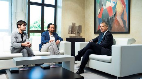 Podemos ensaya el papel de bisagra en País Vasco para extenderlo a Cataluña y Galicia