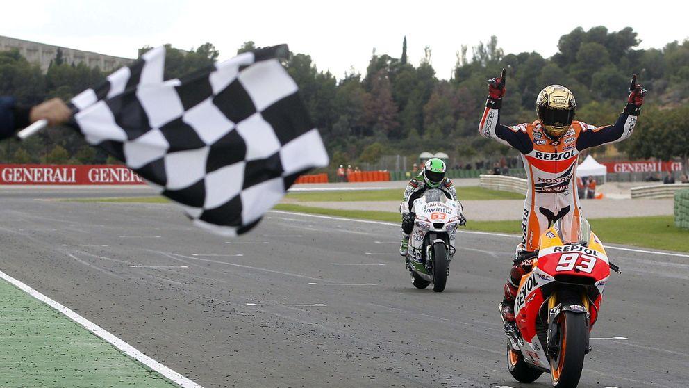 Cinco razones por las que Márquez será campeón… y una por la que no