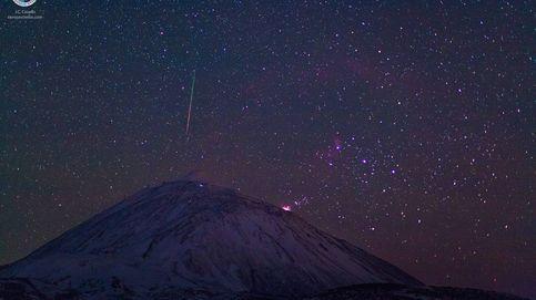 Las Gemínidas, en directo: siga en 'streaming' la última gran lluvia de estrellas del año