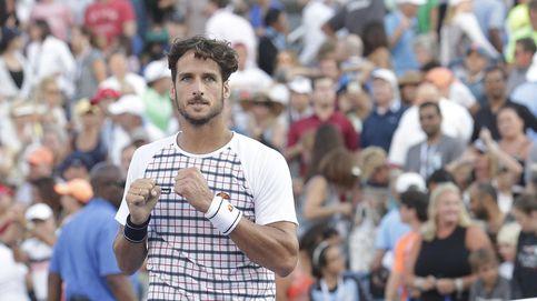 Feliciano aplasta a Fognini y jugará ante Djokovic en los cuartos del US Open