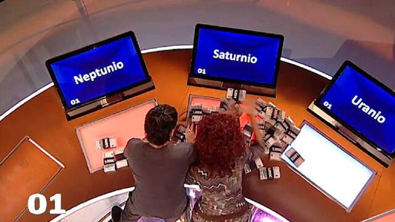 'Atrapa un millón'. (Antena 3)